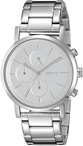 DKNY Women's NY2273 SOHO Silver Watch