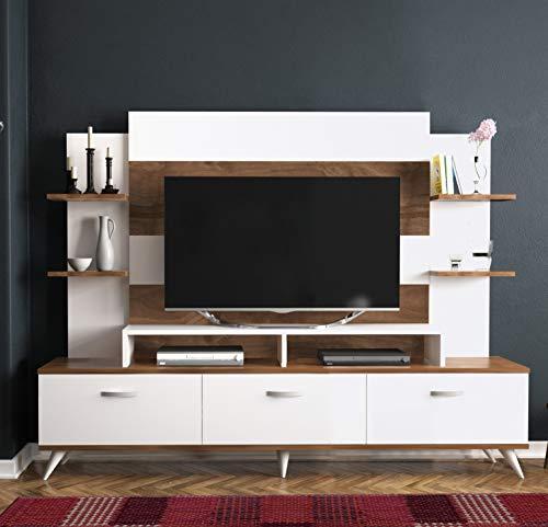 Decorotika - Diana Entertainment Center TV Stand - Living Room