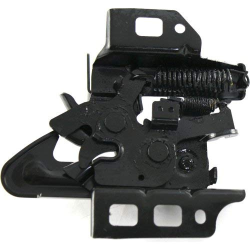 Hood Latch Compatible with GMC SIERRA 1999-2007 AURA 2007-2009