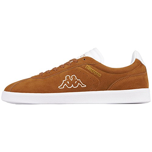 5410 Kappa Cognac Zapatillas Unisex Adulto White Legend Marrón R61wqU