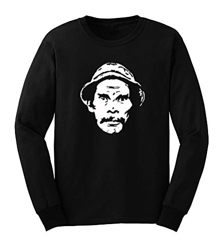 42b46554 Mens Don Ramon Funny Caramba Comedy Mexican Long Sleeve T-Shirts Casual Men  Tee