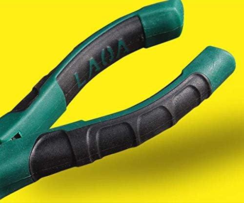 ZYL-YL ある家の修理、適した屋外の産業メンテナンス6インチ多機能ラジオペンチセット(カラー:ブラックグリーン、サイズ:6インチ)