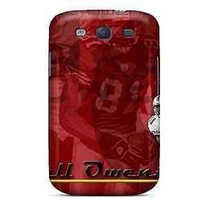 Slim Fit Tpu Protector Shock Absorbent Bumper San Francisco 49ers Case Galaxy S3