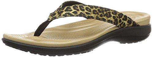 Crocs Graphic Leopard Women's Capri V Hpq6Hr