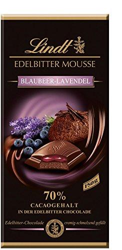 Lindt Blueberry Lavender 70% Dark Chocolate Mousse Bar ()