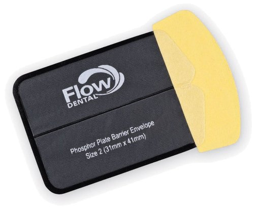 (Flow X-Ray Corp 80121 Safe 'n' Sure Barrier Envelopes #2 300/Pk)