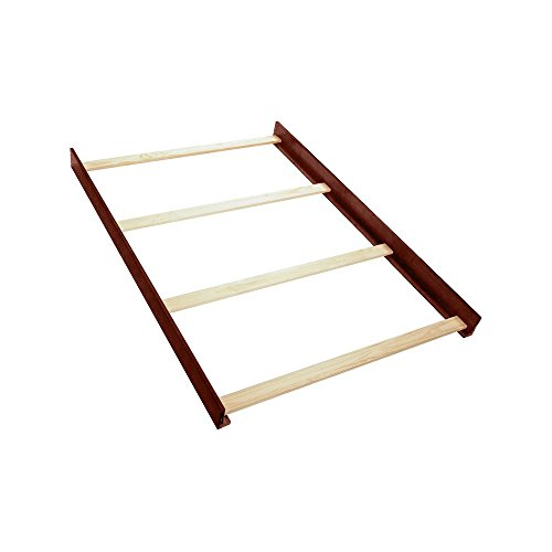 Heritage Baby Furniture - Full Size Conversion Kit Bed Rails for Baby Cache Heritage Cribs - Cherry