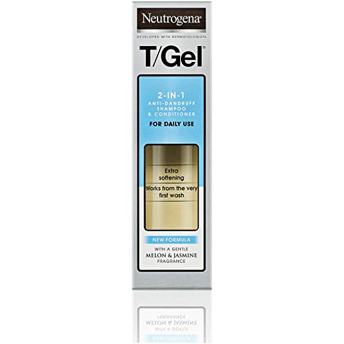 Neutrogena T/gel 2-in-1 Dandruff Shampoo Plus Conditioner, 125ml