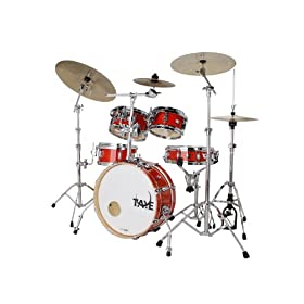 Taye Drums GoKit GK518F-DS 5-Piece Drum Set 1