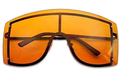 (Frame Black Inspired Sunglasses)