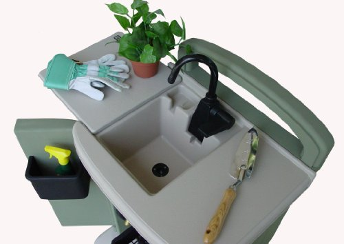 Backyard Gear WC100 Water Station with Outdoor Sink - Buy ... on Patio Sink Station id=96284