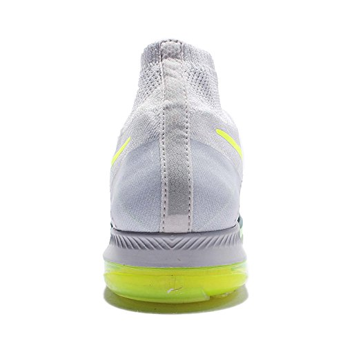 Pure All Shoes Blue 407 Platinum Volt 's Zoom Running NIKE Flyknit Out Men qOSvBK4tw1