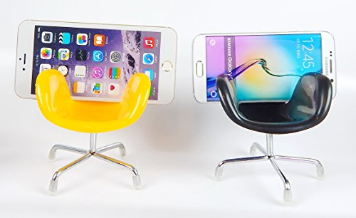 (1#/GREEN) Fashionable Universal Cell Phone / Camera / PDA / MP3 MP4 / Electronics / Card Holder / Holster / Cradle / Mount / Mini chair Stand Display