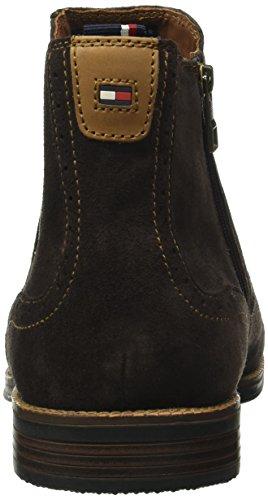 Tommy Hilfiger T2285ommy Colton 8b, Scarpe a Collo Alto Uomo Marrone (Braun (Coffeebean 212))