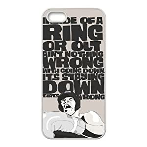 iPhone 5 5s Cell Phone Case White Muhammad Ali Ygtx