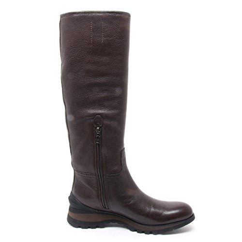 Scarpa Shoe Scuro Donna Marrone Boot Stivale Prada B3882 Sport Woman wIqnOf
