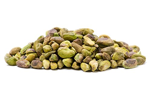 Sincerely Nuts Pistachios Roasted & Unsalted Kernels (No Shell) - 1 Lb. Bag - Healthy Snack Food | Great for Cooking | Source of Fiber, Protein & Vitamins | Gourmet | Vegan, Kosher & Gluten Free by Sincerely Nuts (Image #2)