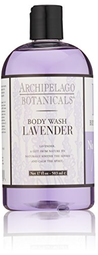 17 Oz Shower Gel (Lavender 17 oz. Body Wash)