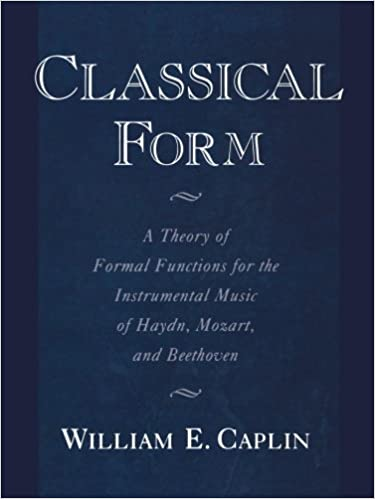 Classical Form: A Theory of Formal Functions for the Instrumental ...