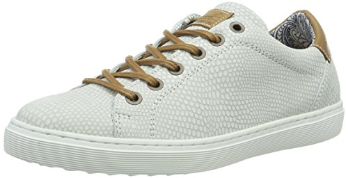 Top Low Weiß 796m25245e Bullboxer Women's Sneakers White P491 Ttx6HqHw