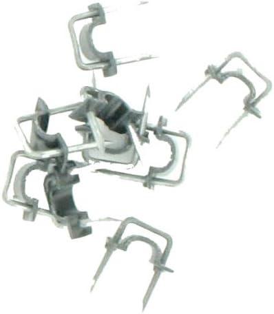 Corp CX90-100 Coaxial Cable Staple Box//100 Briscon Electric Mfg