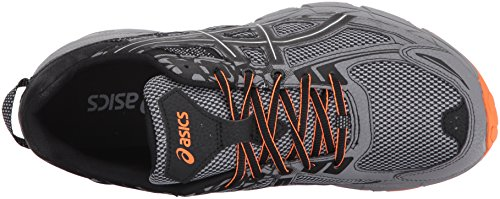 ASICS Mens Gel-Venture 6 Running Shoe, Frost Grey/Phantom/Black, 7 Medium US by ASICS (Image #8)