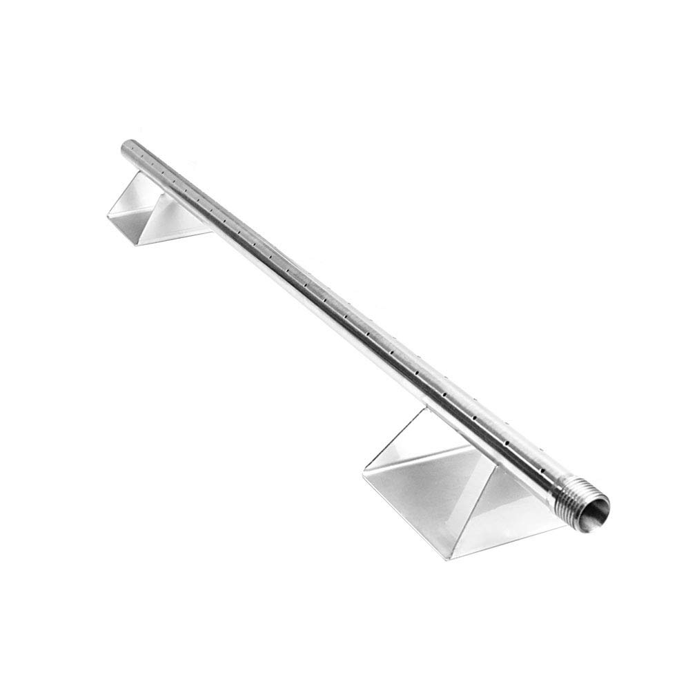 Stanbroil Stainless Steel Linear Burner for Fireplace, 18 Inches