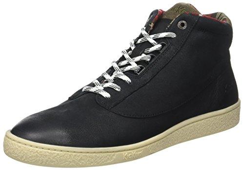 Kickers Herren Sarepar Hohe Sneaker Noir (Noir)