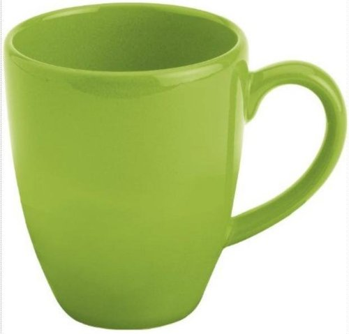 Set of 4 Fun Factory Green Apple Cafe Latte Cups