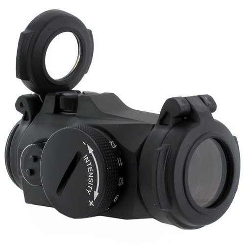 AimPoint 200186 Micro H-2 2MOA Red Dot Sight No Mount