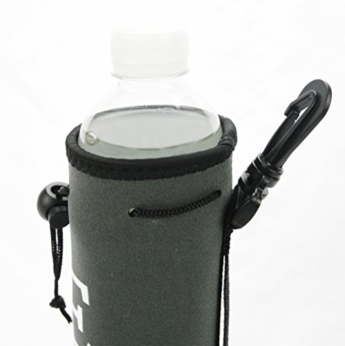 PRODUCT LAUNCH! Just LEAVE A REVIEW! HomeEngineer Bottle Sleeve - Cooler - Holder - Protection Set of 2x16Oz & 1x32Oz by HomeEngineer (Image #4)