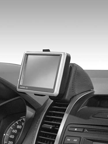 in pelle sintetica nera KUDA console per navigazione per navi Hyundai ix20/da 03//2011