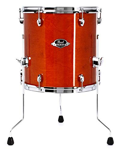 Pearl Export EXL Floor Tom - 14 Inches X 14 Inches Honey Amber by Pearl
