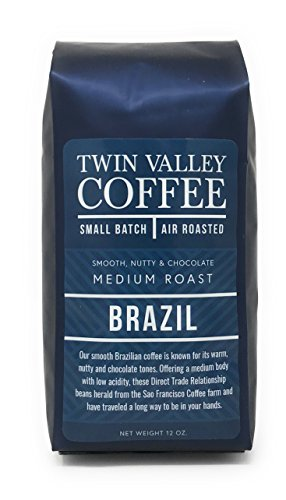 Twin Valley Coffee - Brazil Santos Air Roasted Coffee