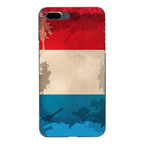 "Disagu Design Case Schutzhülle für Apple iPhone 7 Plus Hülle Cover - Motiv ""Luxemburg"""