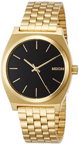 [ニクソン]NIXON TIME TELLER: ALL GOLD/BLACK SUNRAY NA0452042-00