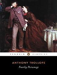 Framley Parsonage (Penguin English Library)