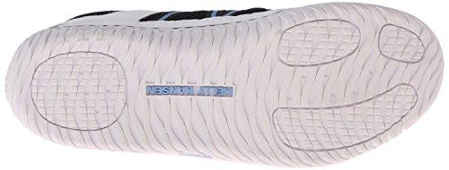 Helly Hansen W Sailpower 3 Zapatillas de deporte exterior, Mujer Azul / Blanco (597 Navy / White / Nostalgic B)