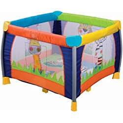 "Delta Children 36"" x 36"" Play Yard, Fun Time"