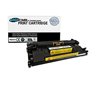 DigiToner Replacement Cartridges for CF226X 26X (CF226A) 9000 pages High Yield Black Toner Cartridge for HP LaserJet Pro M402dn, M426fdn, M426dw, M402n, M402dw Printer (Black, 1 Pack)