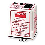 Dayton 6A855 Solid State Time Delay Relay T77879
