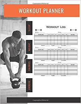 Workout Planner Gym Training Log Book Cardio Bodybuilding And Weightlifting Tracker For Men And Women Publishing Innovated Workout 9798558220292 Amazon Com Books