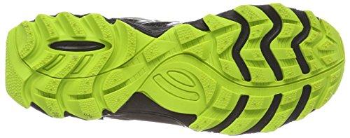 Zapatos Schwarz Unisex Lemon Countdown Blau de Low Rise Negro Blau Lemon Schwarz Senderismo Adulto Bruetting 5A7Yx7