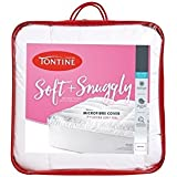 Tontine T6148 Soft and Snuggly Mattress Topper, King Single