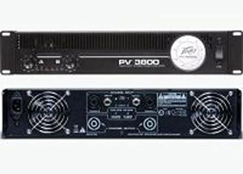 Peavey 2600 manual | Peavey PV 2600  2019-05-22