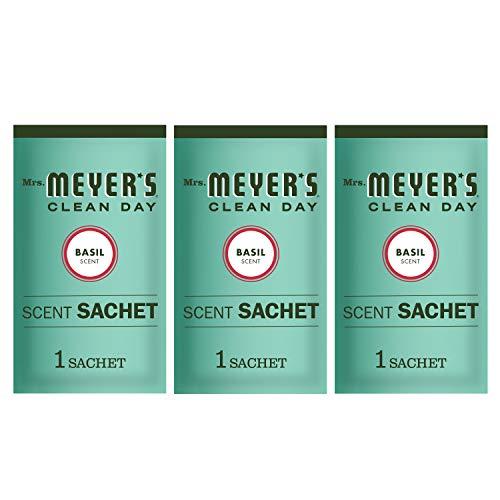 (Mrs. Meyer's Scent Sachets, Basil, 1 CT)