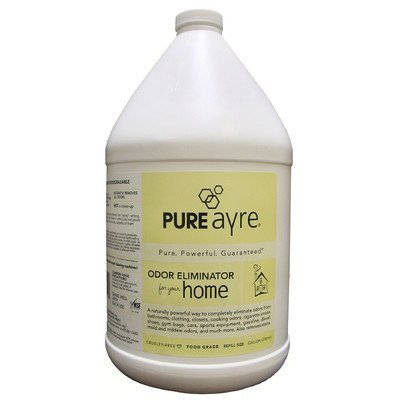 PureAyre Home Odor Eliminator Refill, 1-Gallon by Clean Earth, Inc