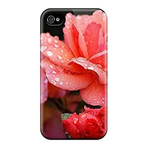 For SamSung Galaxy S5 Mini Case Cover The Puppy Is Carrying The Rose Lovely Best Cool Customize For SamSung Galaxy S5 Mini Case Cover Transparent