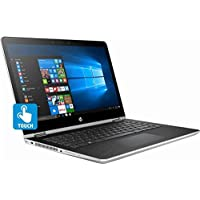 HP 14 touchscreen 1366x768 HD WLED backlit display laptop (2018 Newest), 7th Gen Intel Core i3-7100U 2.4 GHz, 8GB RAM, 500GB HDD, 802.11ac, Bluetooth, USB-C, HDMI, media reader, Windows 10
