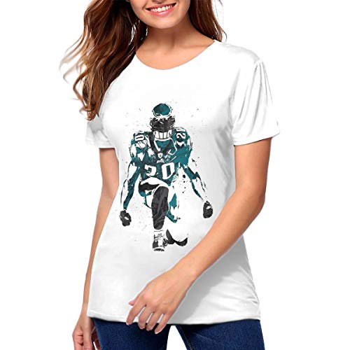 - XuNikoleMorris Brian Dawkins Hall Of Fame Football Women's Tee Shirt